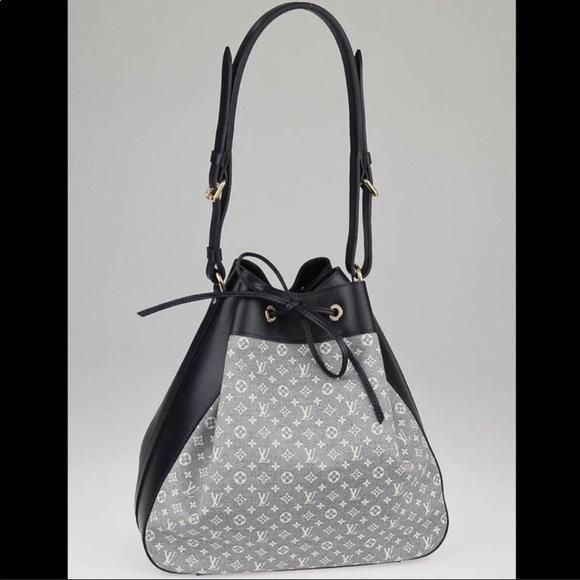 71cf5ff4089e Louis Vuitton Handbags - Authentic Louis Vuitton Noe Monogram Idylle Encre
